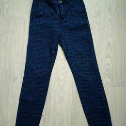 Джинсы - Укороченные джинсы , 0