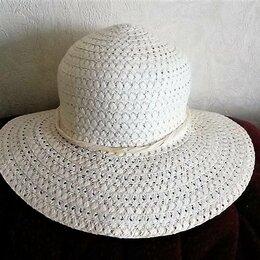 Головные уборы - Шляпа летняя, 0