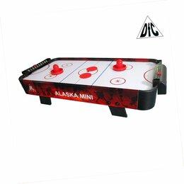 Игровые столы - Игровой стол DFC Alaska Mini аэрохоккей, 0