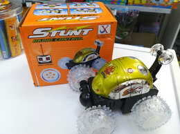 Радиоуправляемые игрушки - Машинка перевертыш U105, 0