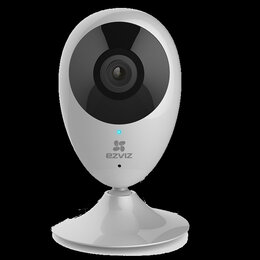 Камеры видеонаблюдения - EZVIZ C2C (1080P) Wi-Fi камера с двусторонней…, 0