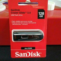USB Flash drive - USB Flash 128Gb SanDisk Cruzer Glide3.0, 0