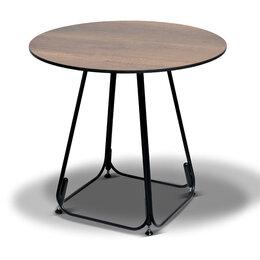 Столы и столики - Журнальный стол круглый 60 см Альберто RC644-R60-, 0