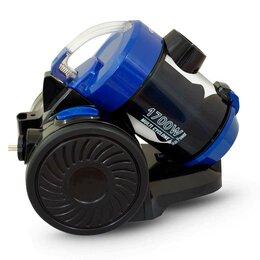 Пылесосы - Пылесос VS428 черн/синий, 0