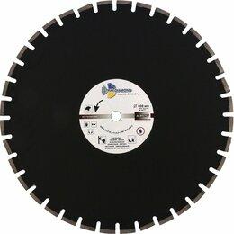 Диски отрезные - Алмазный отрезной диск Трио Диамант 600*10*25.4/12 Grand Asphalt GA777, 0