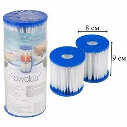 Фильтры, насосы и хлоргенераторы - Картридж для фильтр-насоса тип I, 80х90 мм, 2…, 0