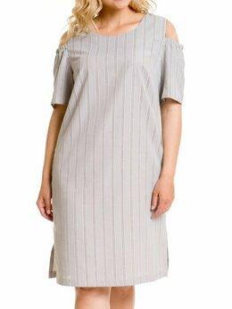 Платья - Платье 56 размер летнее, 0