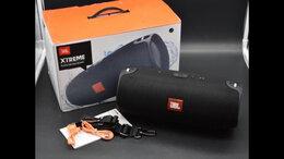 Портативная акустика - Новая портативная колонка JBL Xtreme, 0