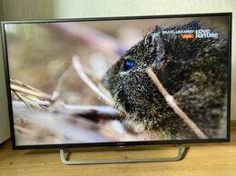 """Телевизоры - Телевизор Sony KD-49XD7005 49"""" 4K, 0"""