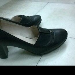 Туфли - Туфли на уральная кожа, 0
