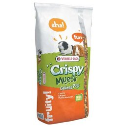 Корма  - Versele-Laga Crispy Muesli Guinea Pigs 20 кг, 0