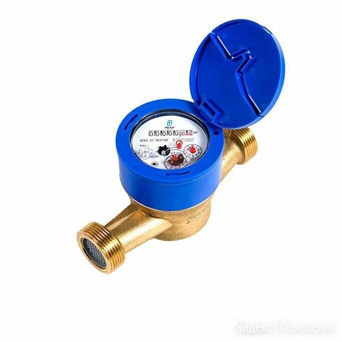 ОСВХ-25 счетчик воды по цене 3359₽ - Элементы систем отопления, фото 0