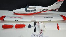 Радиоуправляемые игрушки - Радиоуправляемый гидроплан FlyZone Tiderwater…, 0