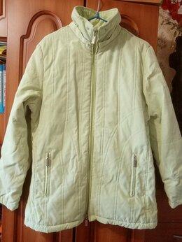 Куртки - Куртка демисезонная 46 - 48 р-р, 0
