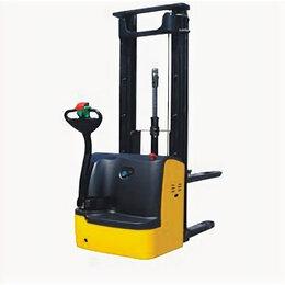Грузоподъемное оборудование - Штабелер электрический самоходный TOR 10/33 1т…, 0