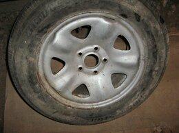 Шины, диски и комплектующие - колесо, 0