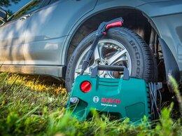 Уход за автомобилем - Мойка высокого давления Bosch, 0