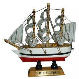 Игровые наборы и фигурки - Корабль (Парусник Белем) 4980 10см, 0