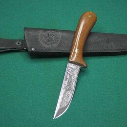 Ножи и мультитулы - Нож Охотничий Златоуст, 0