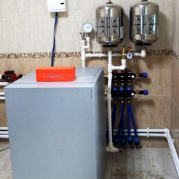 Тепловые насосы - Установка теплового насоса viеssmann, 0