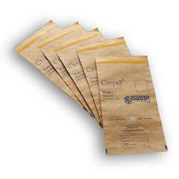 Маникюрные и педикюрные принадлежности - Пакеты бумажные для стерилизации 75х150, 0