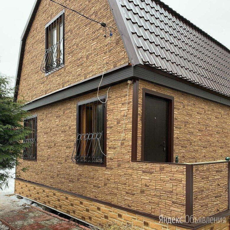 Фасадные панели Альта-Профиль коллекция  Каньон по цене 681₽ - Фасадные панели, фото 0
