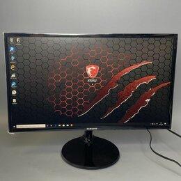 Мониторы - 23.5'' PLS FullHD Монитор Samsung S24F354FHI черный, 0