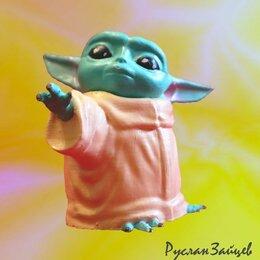 Игровые наборы и фигурки - Игрушка малыш Йода, 0