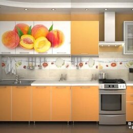 Кухонные гарнитуры - Кухня  2м  фотофасад риикм, 0
