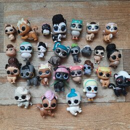 Куклы и пупсы - Питомцы для кукол лол lol, 0