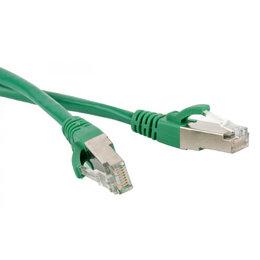 Аксессуары и запчасти для оргтехники - Патч-корд LANMASTER LAN-PC45/S5E-1.0-GN, 0