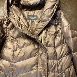 Пуховики - Куртка удлиненная, пуховик, 0
