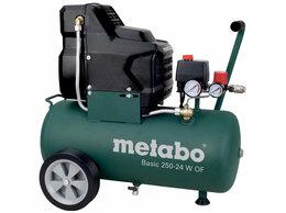 Воздушные компрессоры - Компрессор безмасляный Basic 250-24 W OF 1.5кВт…, 0