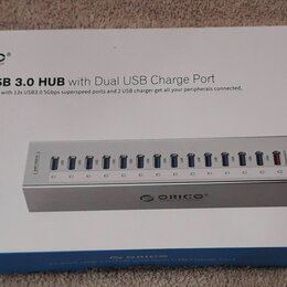 USB-концентраторы - Usb Концентратор Orico 13 портов, 0