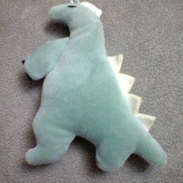 """Мягкие игрушки - Мягкая игрушка """"мяятный динозавр"""", 0"""
