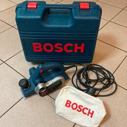 Рубанки - Электрорубанок Bosch GHO 26-82 , 0