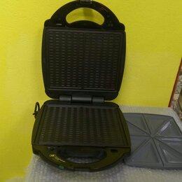 Сэндвичницы и приборы для выпечки - Мультипекарь Redmond RMB-M716/3, 0