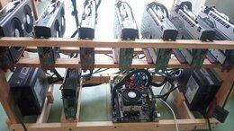 Видеокарты - Срочная продажа!!! Ферма Sapphire Rx 580 Nitro+…, 0