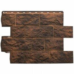 """Фасадные панели - Фасадные панели под камень коллекция """"ТУФ"""", 0"""