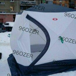 Палатки - Палатка медведь куб 2 трехслойная, 0