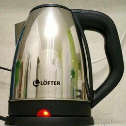 Электрочайники и термопоты - Чайник электрический Lofter D02, 0