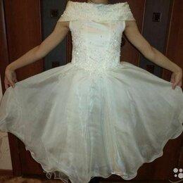 Платья и сарафаны - Продаю бальное платье б/у в отличнейшем состоянии, 0