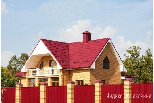 профнастил с10 0,5 мм забор / фасад / кровля по цене 720₽ - Кровля и водосток, фото 0