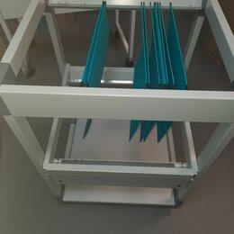 Шкафы для документов - Тележка для подвесных папок, 0
