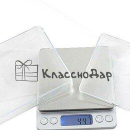 Весы - Ювелирные электронные весы с 2мя чашами 0,1-3000г, 0