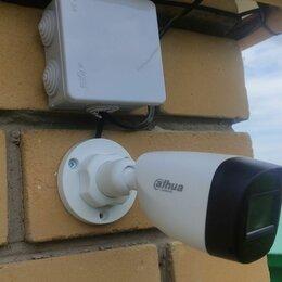 Камеры видеонаблюдения - Камеры видеонаблюдения на частном доме, 0