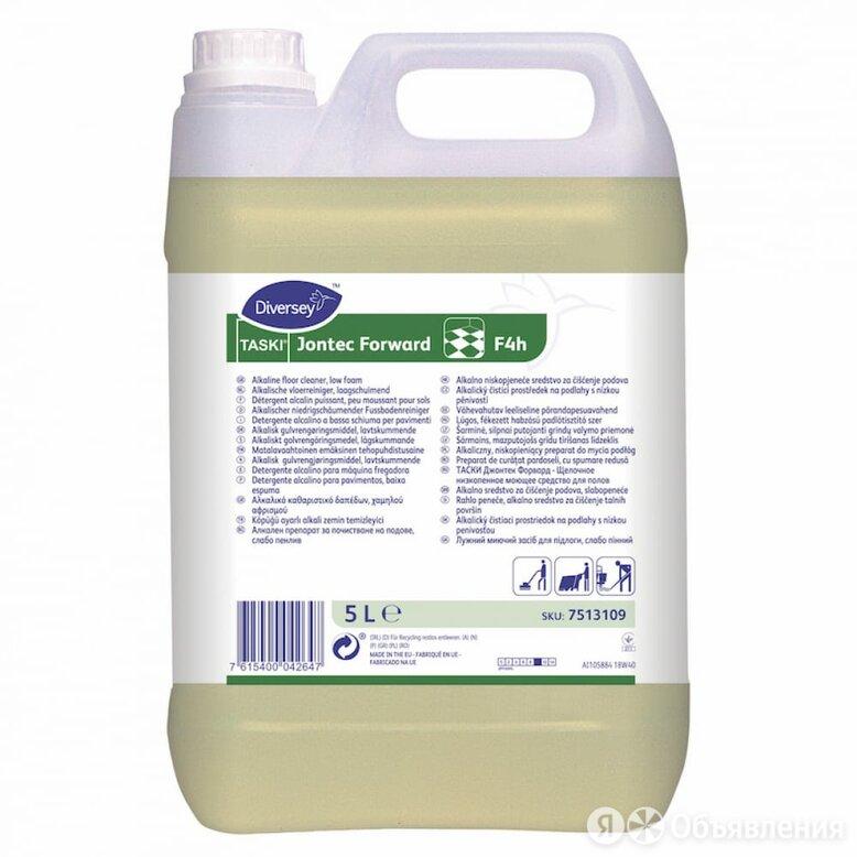 Высокоэффективное щелочное моющее средство для полов Diversey TASKI Jontec Fo... по цене 3100₽ - Промышленная химия и полимерные материалы, фото 0