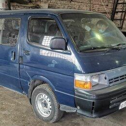 Спецтехника и навесное оборудование - Тойота хайс 1995 дизель правый руль, 0