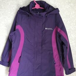 Куртки и пуховики - Красивая фирменная курточка-ветровка Mountain Warehouse, 0