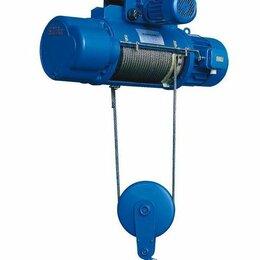 Грузоподъемное оборудование - Таль электрическая TOR ТЭК (CD) г/п 1,0 т 6 м, 0
